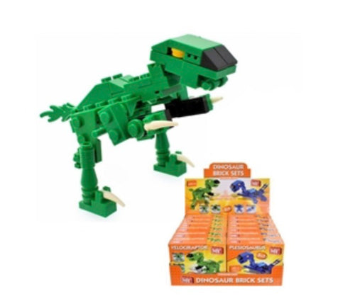 3 in 1 Dinosaur Brick Set