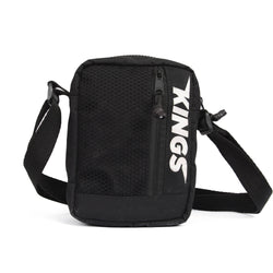 SHOULDER BAG KINGS SNEAKERS PRINT PRETO