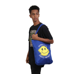 BOLSA OTHER CULTURE SMILE AZUL