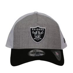 BONÉ NEW ERA OAKLAND RAIDERS CINZA