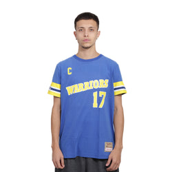 CAMISETA MITCHELL & NESS WARRIORS AZUL