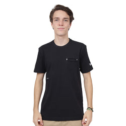 CAMISETA NEW ERA FASHION TAPE PRETO