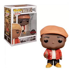 FUNKO POP! ROCKS 153 THE NOTORIOUS BIG WITH CHAMPAGNE