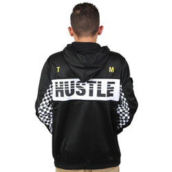 MOLETOM DGK FINISH LINE FLEECE PRETO