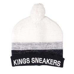 TOUCA KINGS SNEAKERS CLÁSSICO POMPOM BRANCO