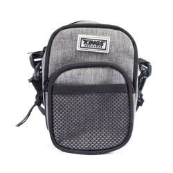 SHOULDER BAG KINGS SNEAKERS LABEL CINZA
