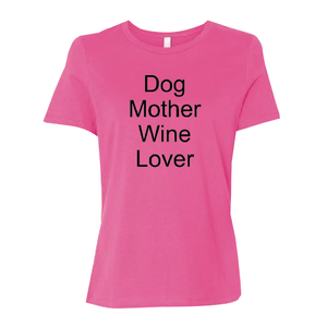 Dog Mother, Pink