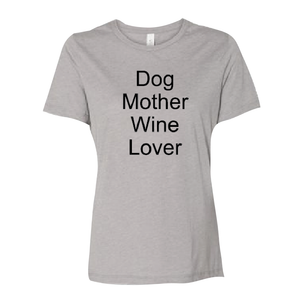 Dog Mother, Gray