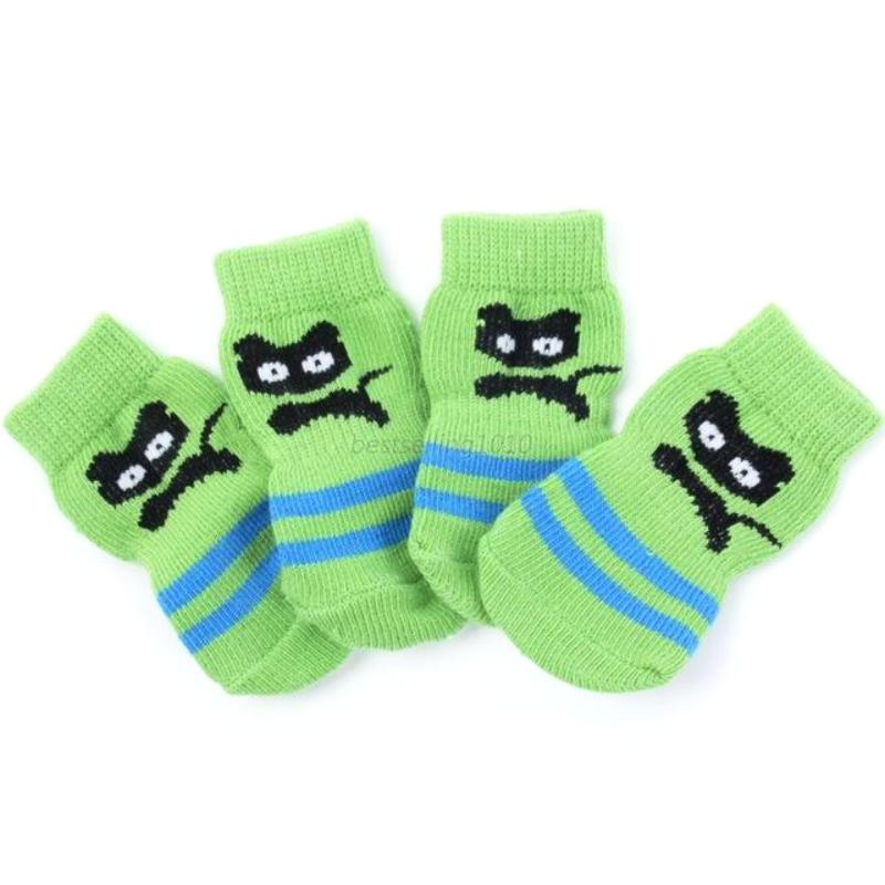 Cartoon Kitten Ultra Soft Socks