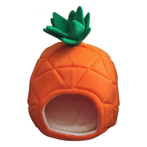 Folding Pineapple Shape Cat House