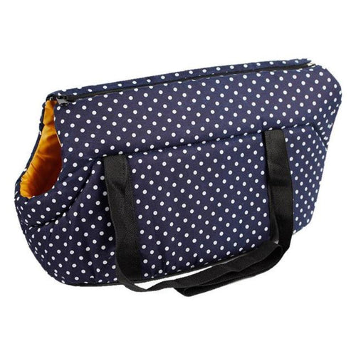 Dotted Patterned Shoulder Bag Carrier