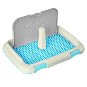 Portable Toilet Training Tray