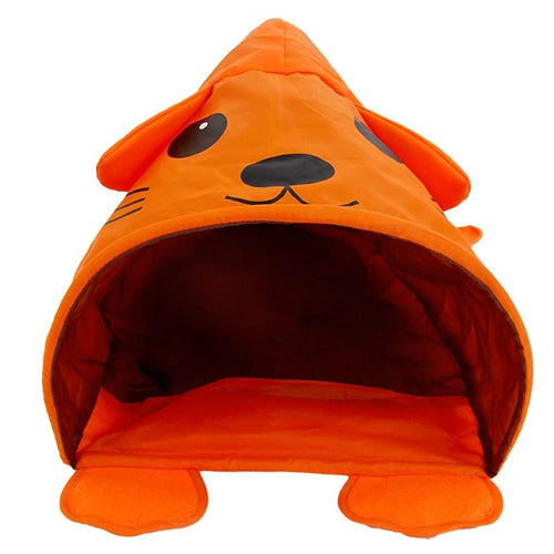 Cartoon Mouse Shape Cat Sleeping Tent