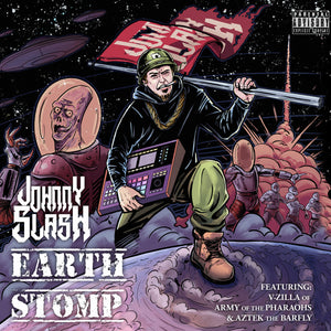 """Earth Stomp"" (Digital Download)"