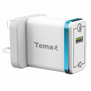 Portable Charger | 18W, 1-Port USB Charger (U1)