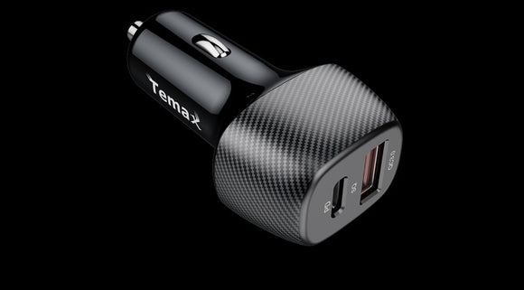 Charger Dual -Port PD+QC 3.0 36W