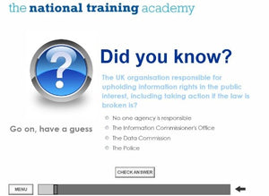 Arrears Prevention: Pre-Tenancy Positive Practice Online Training - screen shot 2