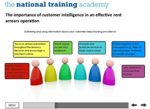 Arrears Prevention: Pre-Tenancy Positive Practice Online Training - screen shot 6