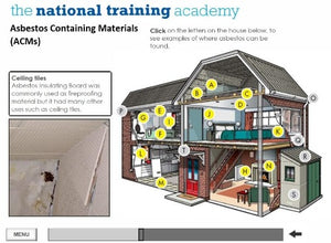 Asbestos Awareness (Category A) Online Training