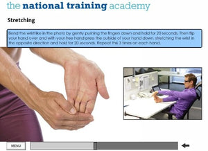 DSE Awareness Online Training - screen shot 7