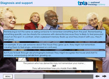 Load image into Gallery viewer, dementia awareness training screen shot 6