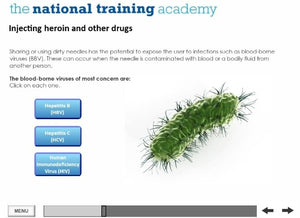 Drug and Alcohol Awareness Online Training - screen shot 6