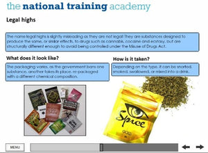 Drug and Alcohol Awareness Online Training - screen shot 7