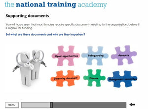 Effective Fundraising Online Training screen shot 3