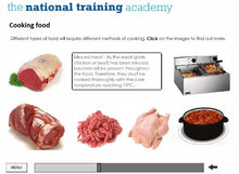 Load image into Gallery viewer, Food Safety and Hygiene in Catering (Level 2) Online Training screen shot 8