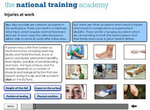 Load image into Gallery viewer, Health and Safety in the Workplace (Level 2) Online Training - screen shot 2