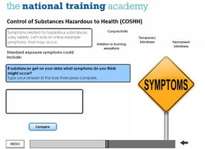 Health and Safety in the Workplace (Level 2) Online Training - screen shot 5