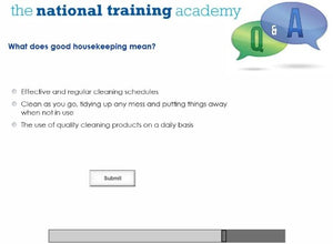 Health and Safety in the Workplace (Level 2) Online Training - screen shot 7