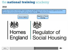 Load image into Gallery viewer, History of Social Housing in England Online Training - screen shot 6