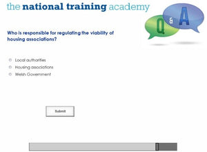 An Introduction to Social Housing (Wales) Online Training - screen shot 7