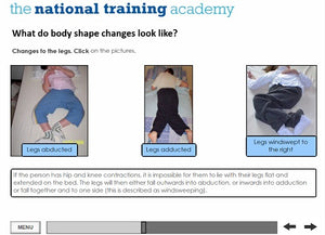 postural care screen shot 2