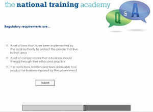 Professional Boundaries Online Training - screen shot 7