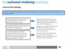 Load image into Gallery viewer, Role of a Management Committee Online Training screen shot 6