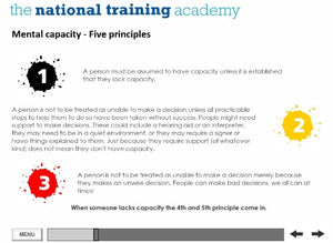 Safeguarding Adults (Level 2) Online Training - screen shot 4