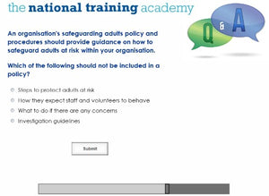 Safeguarding Adults (Level 2) Online Training - screen shot 7