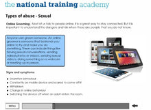Load image into Gallery viewer, Safeguarding Children (Level 2) Online Training - screen shot 4