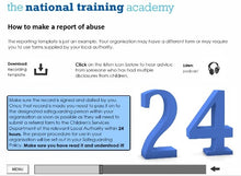 Load image into Gallery viewer, Safeguarding Children (Level 2) Online Training - screen shot 6
