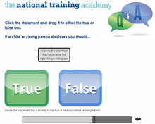 Load image into Gallery viewer, Safeguarding Children (Level 2) Online Training - screen shot 7