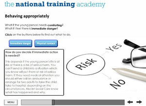 Safeguarding Children Awareness Level 1 Online Training screen shot 6