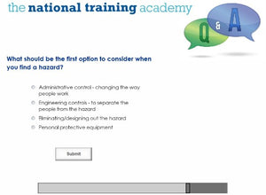 Slips, Trips and Falls Online Training screen shot 7