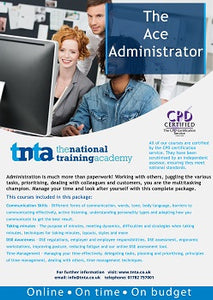 The Ace Administrator Online Training