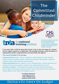 The Committed Childminder Online Training