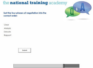 Management and Recovery of Rent Arrears Online Training screen shot 7