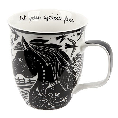 Set your Spirit Free Coffee Cup