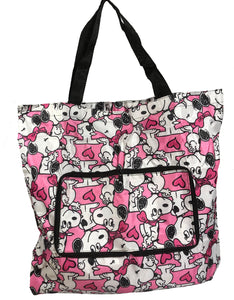 Foldable tote