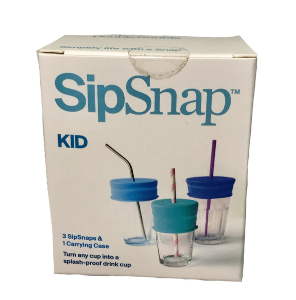 SipSnap - Sippy Cup KID
